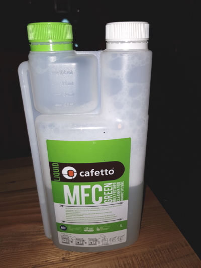 CMC - Cafetto Organic Milk Line Cleaner 1L