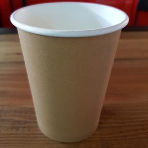 CMC - Coffee Brown Cups 8oz