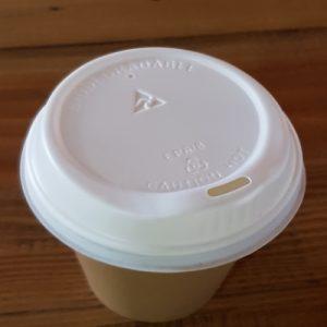 CMC - Coffee Cups 8oz - Lids