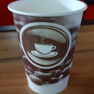 CMC - Coffee Vending Cups 8.25oz 73-74mm