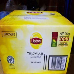 CMC - Lipton Tea Bags