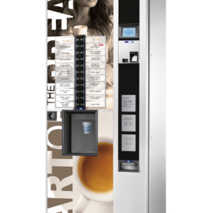 CMC - Necta Canto Bean Vending Machine