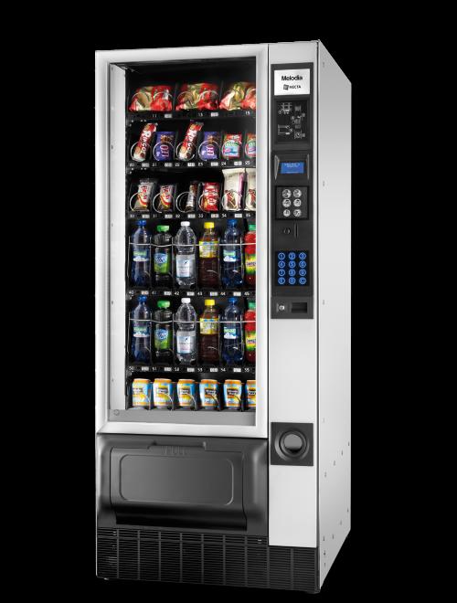 CMC - Necta Melodia Drink Snack Vending Machine