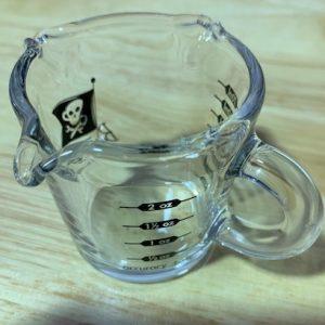 CMC - Barista Basics Shot Glass Triple Spout